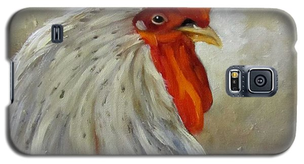 Morning Rooster Galaxy S5 Case by Cheri Wollenberg