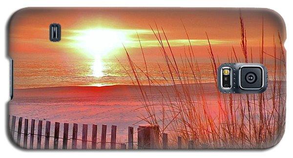 Morning Sandfire Galaxy S5 Case