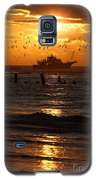 Morning Star - Outer Banks Galaxy S5 Case