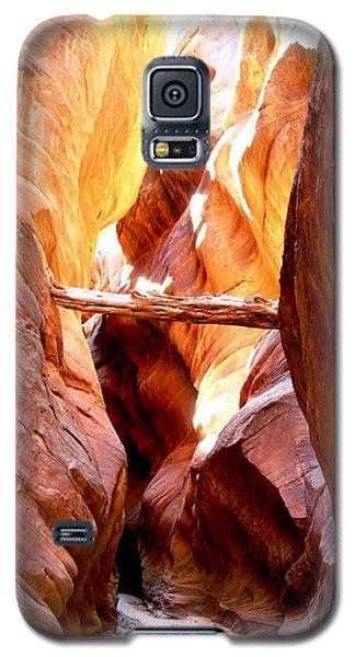 Morning Sun In Buckskin Gulch Galaxy S5 Case