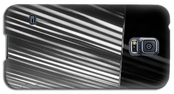 Morning Sunstripes Galaxy S5 Case