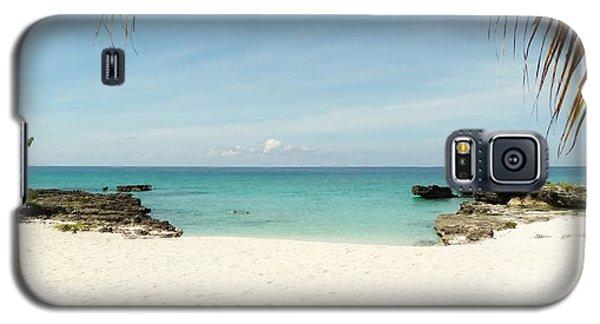 Morning Swim Galaxy S5 Case by Amar Sheow