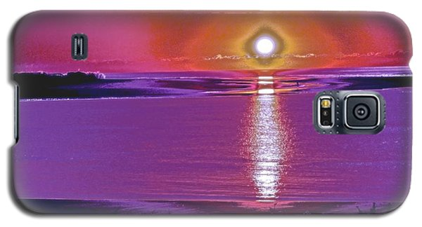 Morning Vibrations Galaxy S5 Case