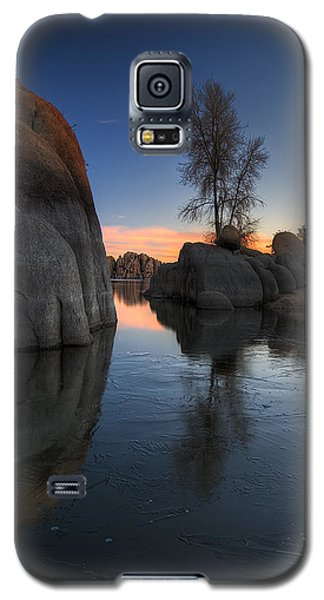 Morning Wood Galaxy S5 Case by Sean Foster