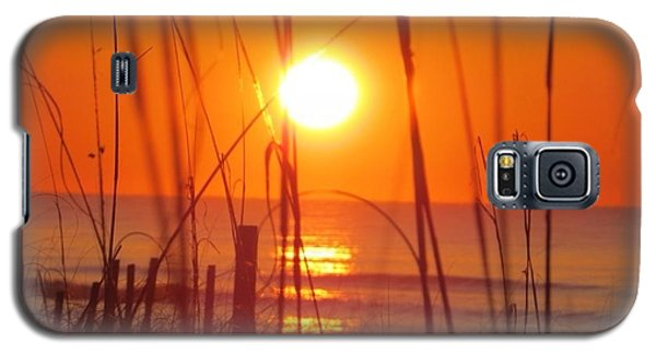 Morning's Beach Galaxy S5 Case