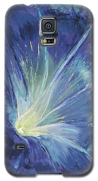 Morning's Glory Galaxy S5 Case