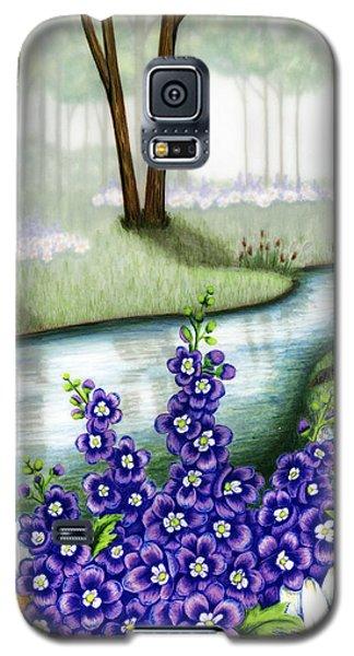 Mornings Mist Galaxy S5 Case