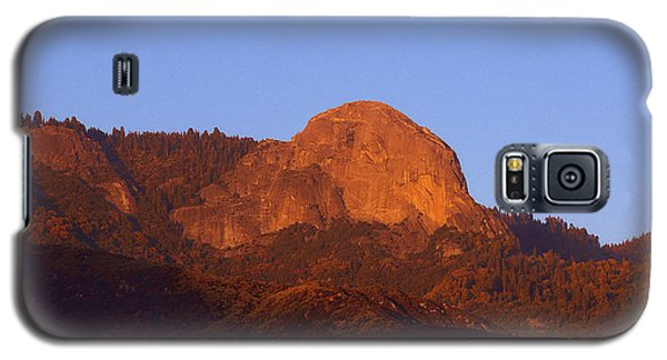Moro Rock Sequoia National Park Galaxy S5 Case