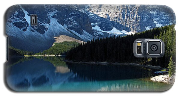 Moraine Lake Galaxy S5 Case
