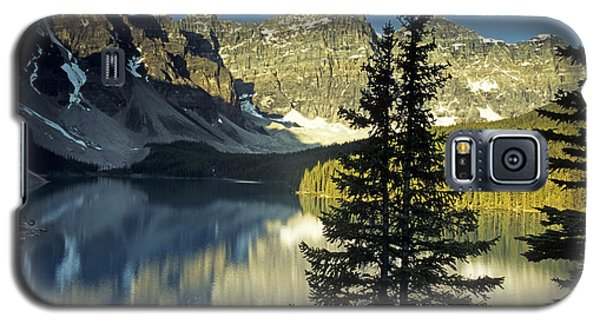 Morraine Lake II Galaxy S5 Case