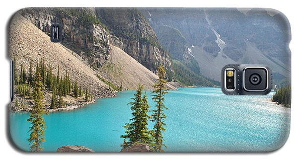 Morraine Lake Galaxy S5 Case by Jim Hogg