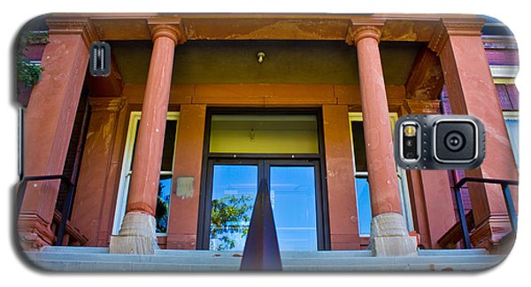 Morrill Hall On Michigan State Campus  Galaxy S5 Case by John McGraw