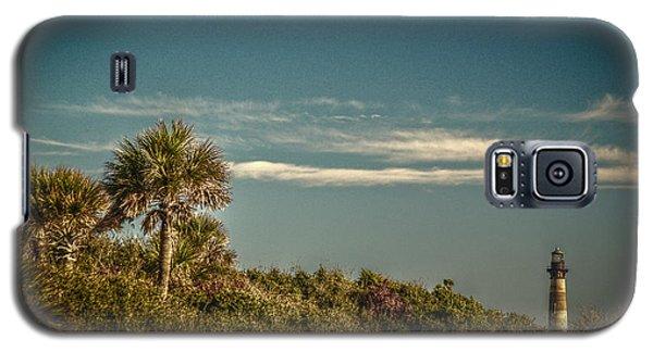 Morris Island Light Charleston Sc Galaxy S5 Case