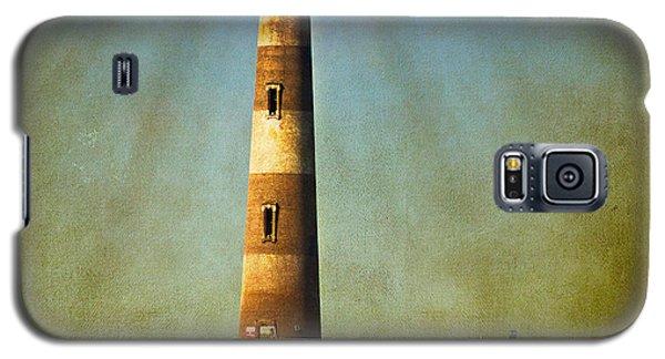Morris Island Light Color Vintage Galaxy S5 Case