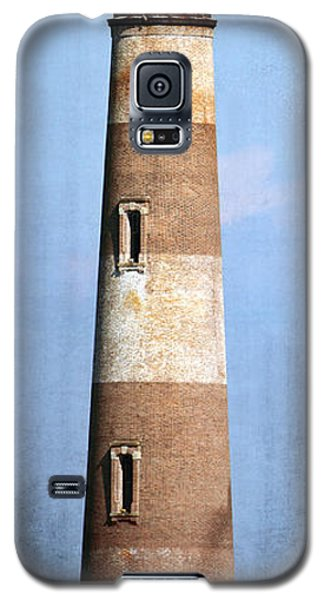 Morris Island Light Galaxy S5 Case
