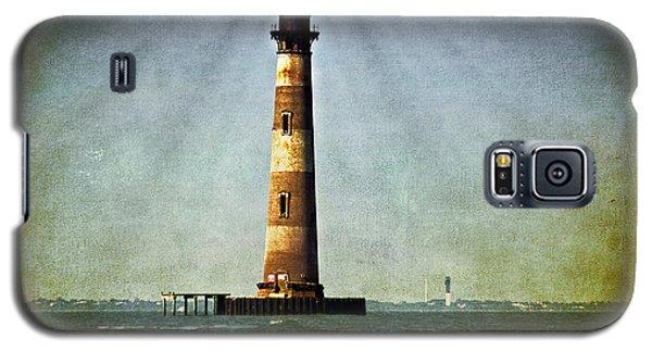 Morris Island Light Vintage Color Uncropped Galaxy S5 Case