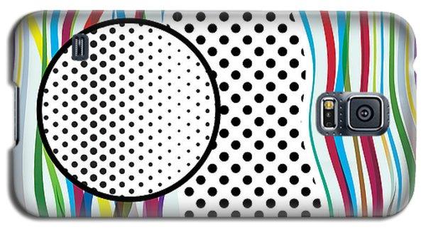 Morris Like Pop Art Galaxy S5 Case