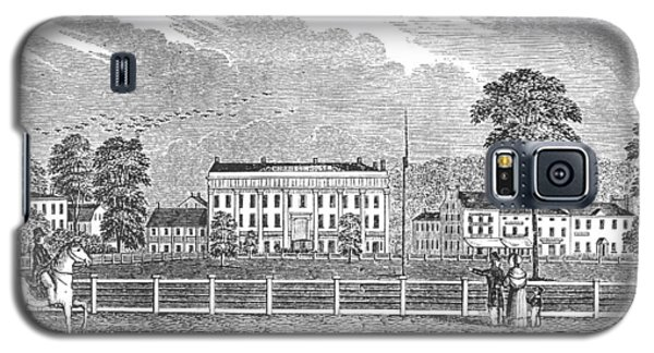 Galaxy S5 Case featuring the painting Morristown, 1844 by Granger