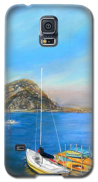 Morro Bay California Galaxy S5 Case