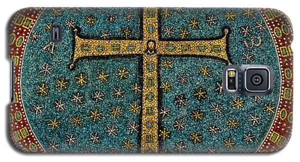 Mosaic Cross Ravenna I Galaxy S5 Case