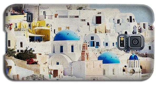 Mosaic - Santorini Galaxy S5 Case