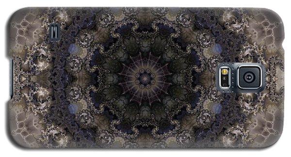 Mosaic Tile / Gray Tones Galaxy S5 Case by Elizabeth McTaggart