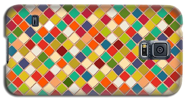 Mosaico Galaxy S5 Case by Sharon Turner