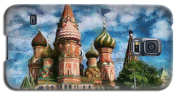 Moscow Kremlin  Galaxy S5 Case by Georgi Dimitrov