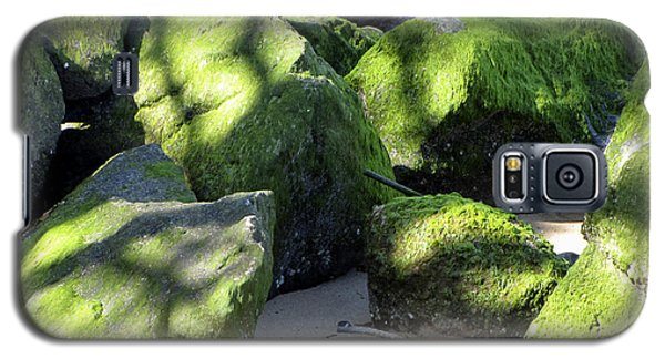 Moss On The Rocks Galaxy S5 Case