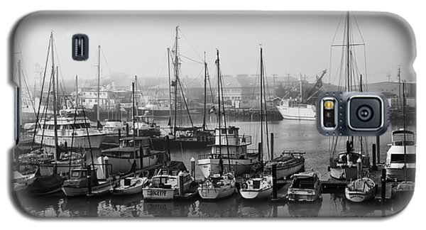 Moss Landing Harbor Galaxy S5 Case