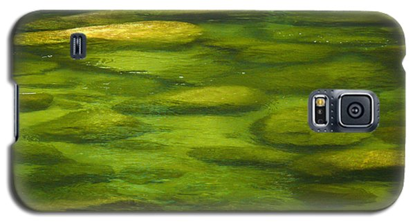 Galaxy S5 Case featuring the photograph Mossman by Evelyn Tambour