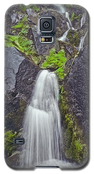 Mossy Waterfall Galaxy S5 Case by Jeff Goulden