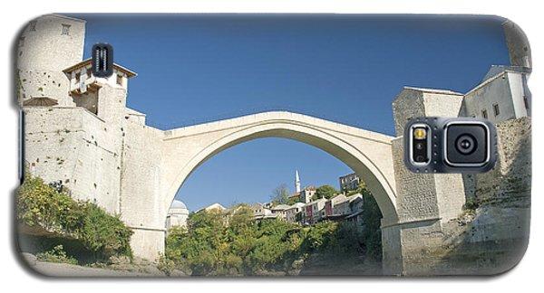 Mostar Bridge In Bosnia Galaxy S5 Case