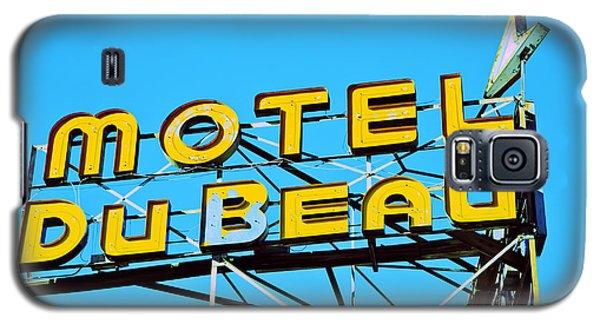 Motel Du Beau Galaxy S5 Case