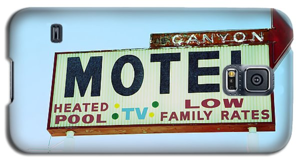 Motel Sign Galaxy S5 Case