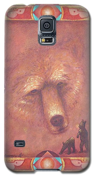 Mother Bear Galaxy S5 Case