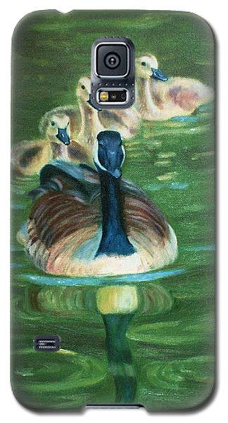 Mother Goose  Galaxy S5 Case
