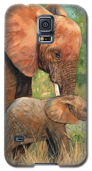 Mother Love 2 Galaxy S5 Case