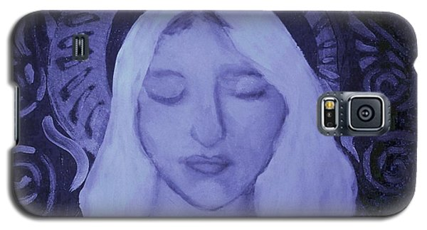 Mother Mary I Galaxy S5 Case by Shirley Moravec