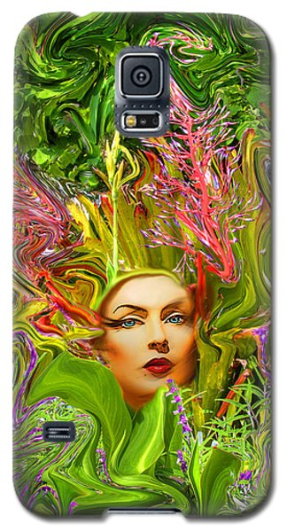 Mother Nature Galaxy S5 Case