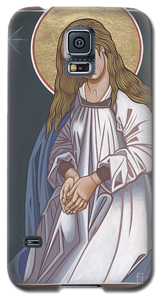 Mother Of God Waiting In Adoration 248 Galaxy S5 Case