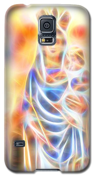 Mother Of Light Galaxy S5 Case