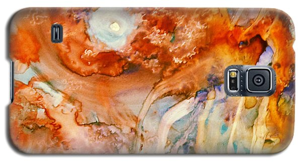 Mother Of Pearl Galaxy S5 Case by  Heidi Scott