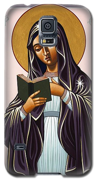 Mother Of The Incarnate Word 071 Galaxy S5 Case
