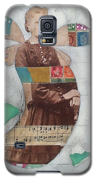 Mother Song Galaxy S5 Case by Casey Rasmussen White