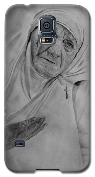 Mother Theresa 2 Galaxy S5 Case