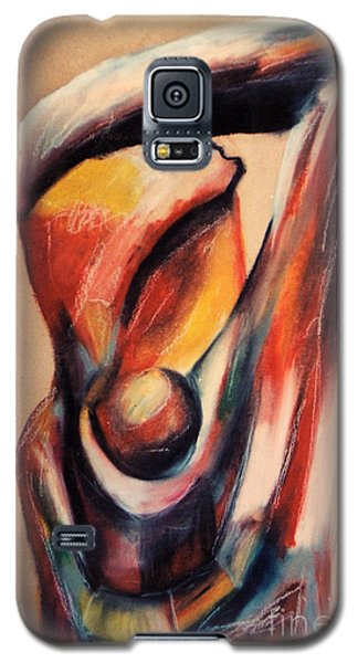 Mother With Child Galaxy S5 Case