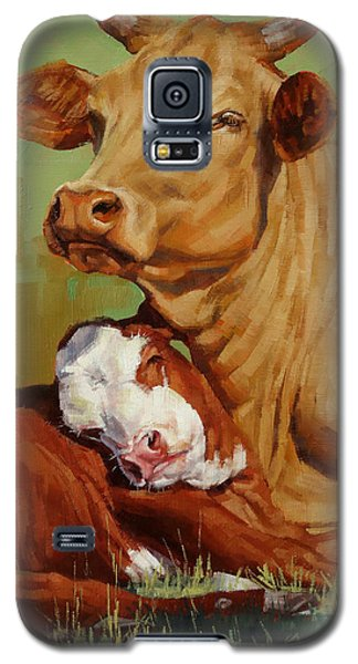 Motherly Love Galaxy S5 Case by Margaret Stockdale