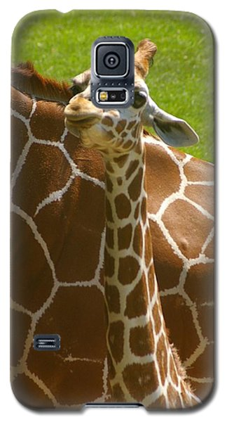 Mother's Child Galaxy S5 Case by Randy Pollard