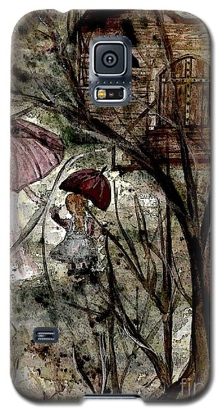Galaxy S5 Case featuring the painting Mothers Day by Denise Tomasura